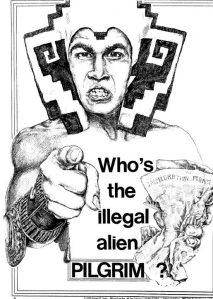 illegal pilgrim