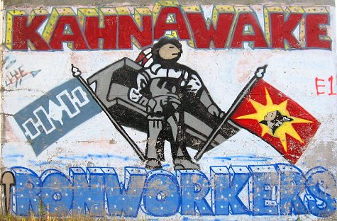 kahnawake iron workers